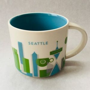 Starbucks | You are Here Collection Seattle Mug